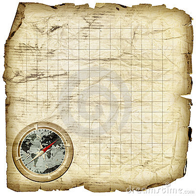 treasure map (click image to