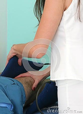 Treating the leg