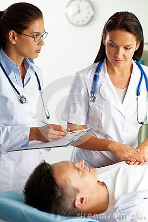 Treatment of patient