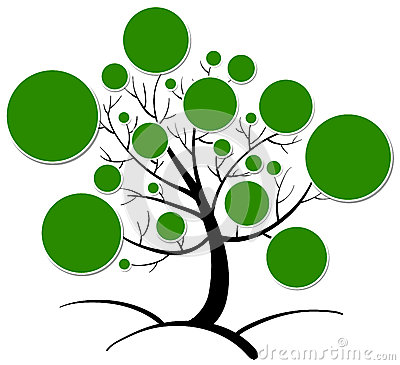 Tree Clipart Stock Photos - Image: 26112433