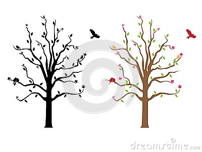 Tree Decal Artwork