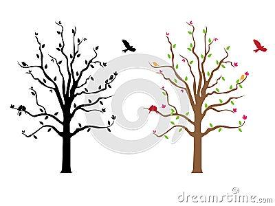 Tree Decal Artwork
