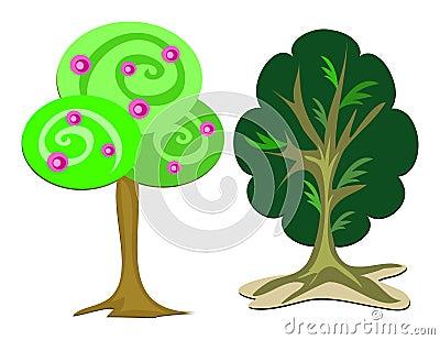 Tree Duo