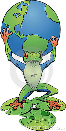 Tree Frog Atlas