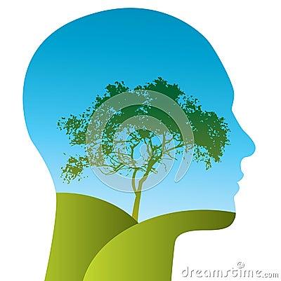 Tree in head