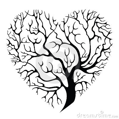 Stock Photography Tree Heart Image21960102on United States Map
