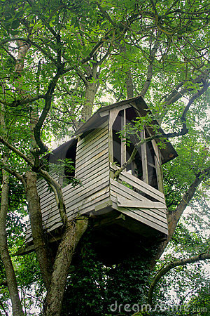 Free Tree House Stock Image - 15677861