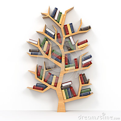 Free Tree Of Knowledge. Stock Image - 28602621