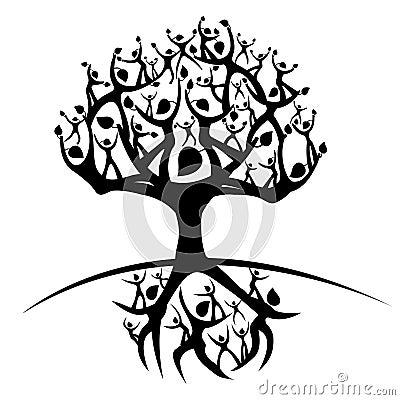 Free Tree Of Life Royalty Free Stock Photography - 18184847