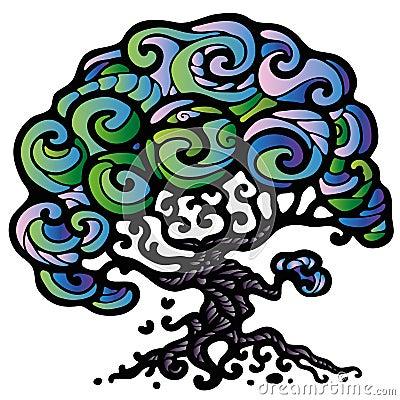Free Tree Of Life Stock Image - 39985021