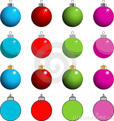 Tree Ornament Clipart