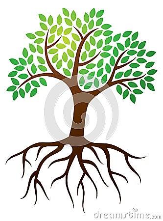 Tree Roots Logo