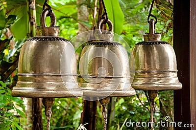 Tree silver bells
