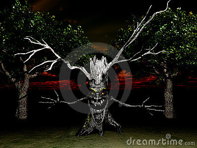 Tree Spook 2