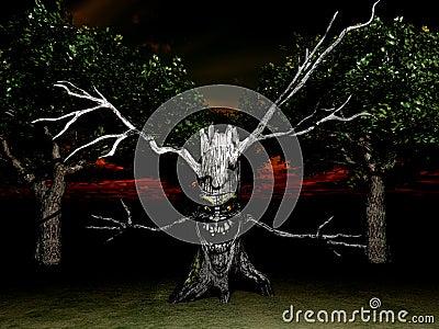 Tree Spook 2