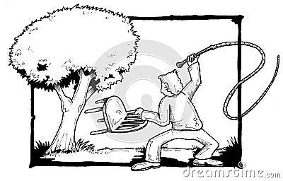 Tree tamer
