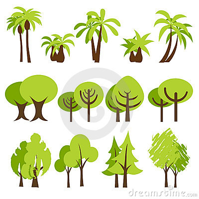 Free Trees Stock Image - 8378241