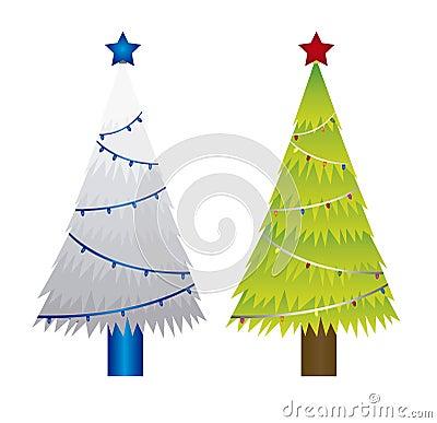 Trees christmas