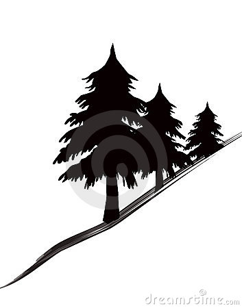 Free Trees Icon Stock Images - 297374