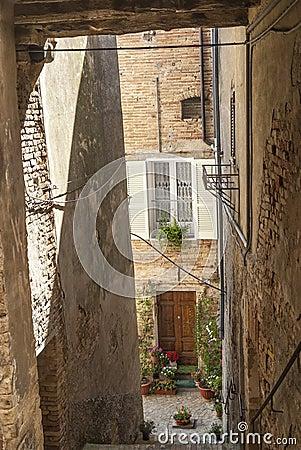 Treia (Marsen, Italië)