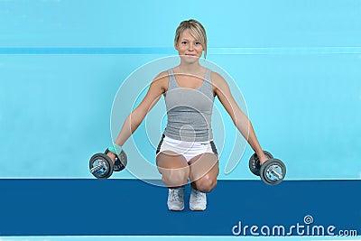 Treinamento atlético
