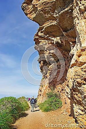 Trekking in Majorca