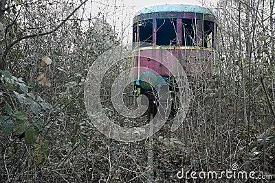 Trem do passado