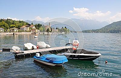 Tremezzo town