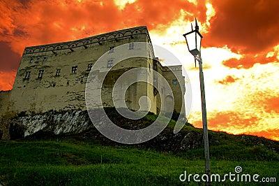Trencin castle 2