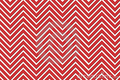 Trendy chevron patterned background R&W