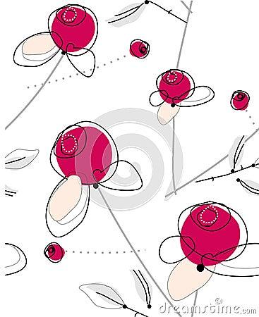 Trendy rose sample