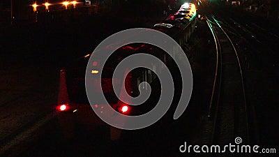 Trenes en Londres, Inglaterra metrajes