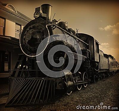 Treno del vapore