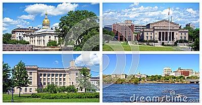 Trenton New Jersey Collage