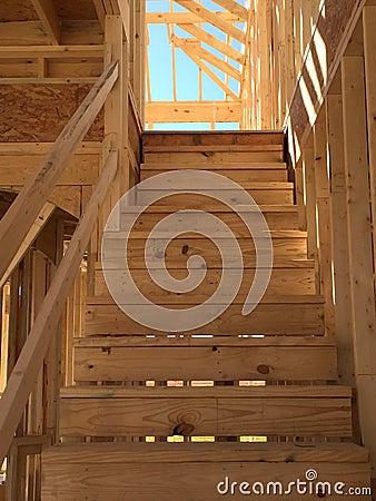 Haus treppe stockfotografie   bild: 27719772