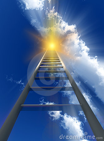 Treppenhaus zu Himmel 56