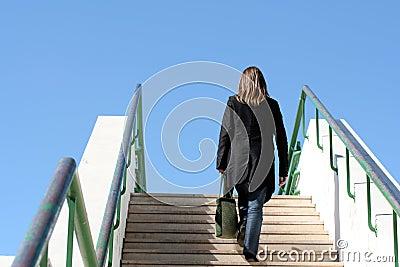 Treppenhaus zum Himmel