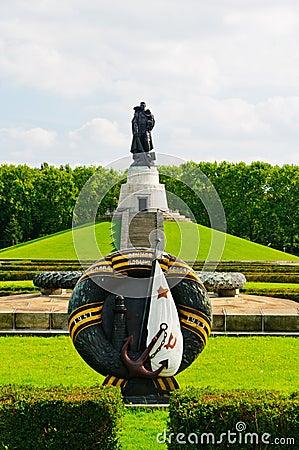 Treptower park memorial, berlin