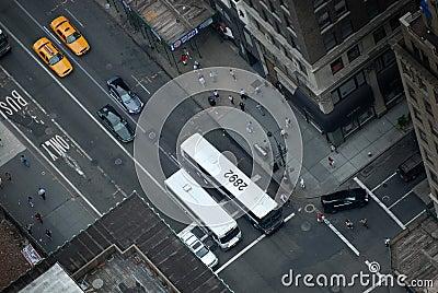 Tráfico de Nueva York