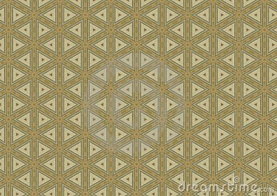 Triangle Quilt Pattern Texture