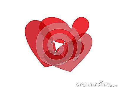 Triangolo di amore