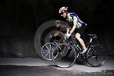Triathlon Editorial Image
