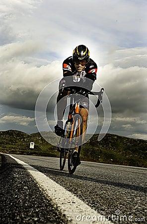 Triathlon Zdjęcie Editorial