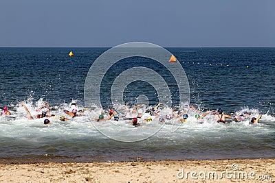 Triathlon Editorial Photography