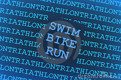 Triathlon background