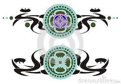 Tribal circles