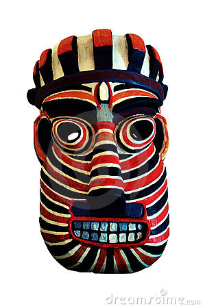 Free Tribal Mask Stock Photos - 9390773
