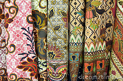 Tribal print fabrics