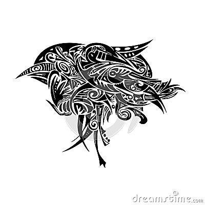 Tribal Robin