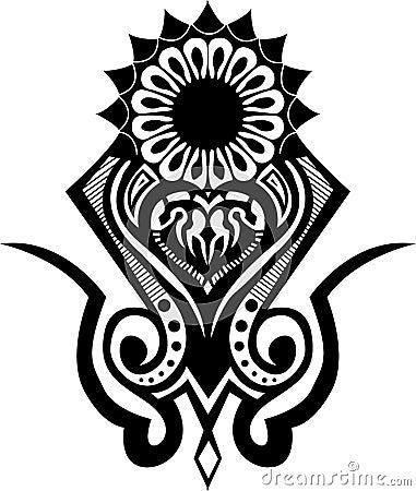 David Beckham's Hindi Tattoo Tribal tattoo of dragon Big tribal